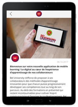 Bel University apk screenshot