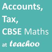 Teachoo - Accounts Tax GST NCERT Maths Class 9 -12 icon