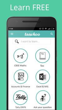 Teachoo - Accounts Tax GST NCERT Maths Class 9 -12 poster