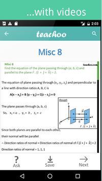 Teachoo - Accounts Tax GST NCERT Maths Class 9 -12 apk screenshot