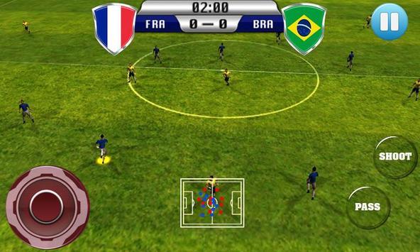 Real Football 2015 Free Game screenshot 2