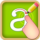Tracing Letters and Numbers icon
