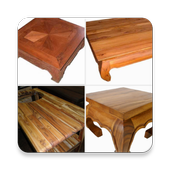 Teak Table icon