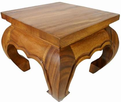 Teak Table screenshot 5