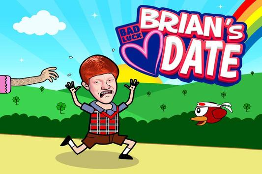 Bad Luck Brian's Date poster
