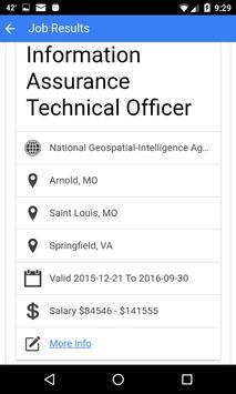 Find Me a Job apk screenshot