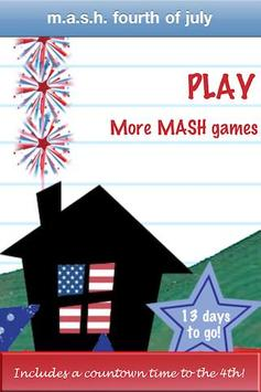 MASH 4th of July poster