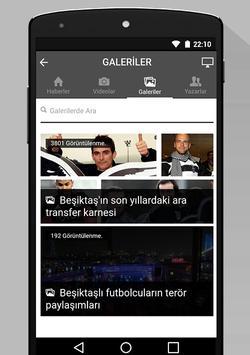 Kartal Bakışı - Beşiktaş apk screenshot