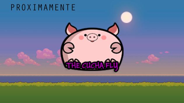 The Cucha Fly poster