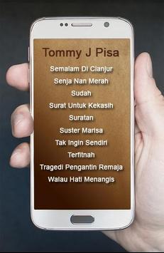 Lagu Tommy J Pisa Terbaik screenshot 3