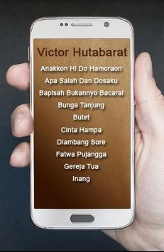 Lagu Victor Hutabarat Terbaik poster