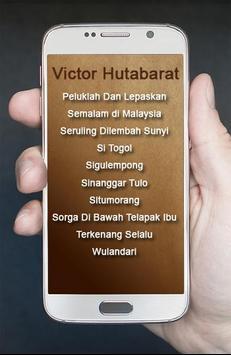 Lagu Victor Hutabarat Terbaik apk screenshot