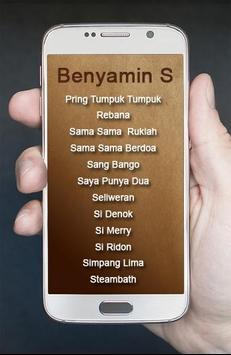 Lagu Benyamin S Terbaik apk screenshot