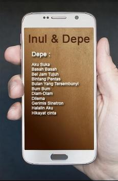 Dangdut Inul & Depe Mp3 apk screenshot