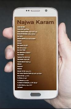 Lagu Arab Najwa Karam Terbaik screenshot 7