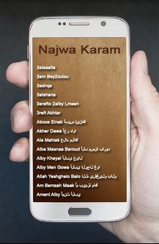 Lagu Arab Najwa Karam Terbaik poster