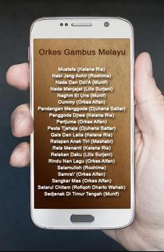 Orkes Gambus Melayu screenshot 3