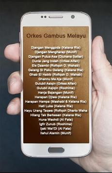 Orkes Gambus Melayu screenshot 1