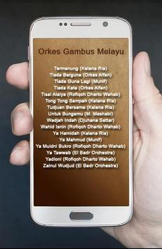 Orkes Gambus Melayu screenshot 5