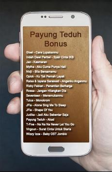 Lagu Payung Teduh Terbaru apk screenshot