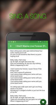 Songs Lyrics: Find Music Lyric screenshot 4