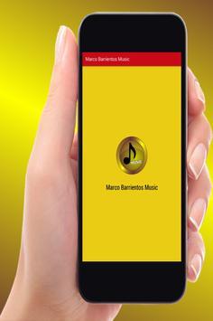 Marco Barrientos Musica 2017 apk screenshot