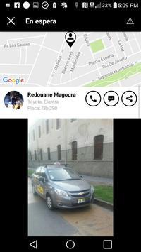 TaxiCamel Pasajero screenshot 4
