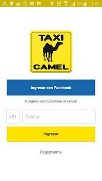 TaxiCamel Pasajero poster