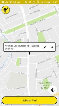TaxiCamel Pasajero screenshot 2
