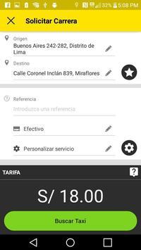 TaxiCamel Pasajero screenshot 3