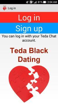 Teda Black Dating & Love poster