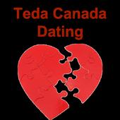 Teda Canada Dating Application icon