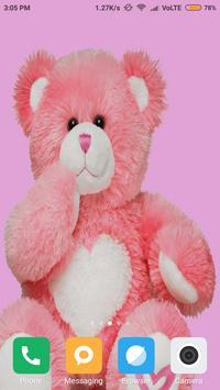 Teddy Bear Wallpaper screenshot 3