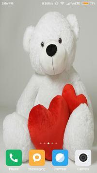 Teddy Bear Wallpaper screenshot 7