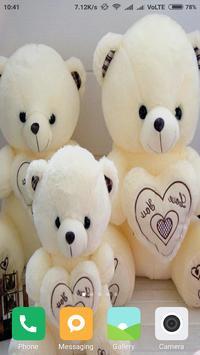 Best Teddy Bears Wallpapers screenshot 1