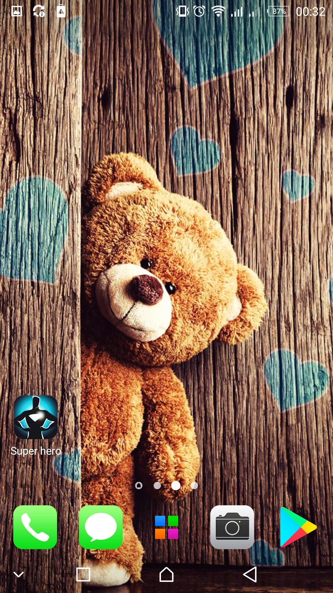 Teddy Bear Wallpapers For Android Apk Download