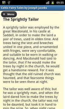 Celtic Fairy Tales apk screenshot
