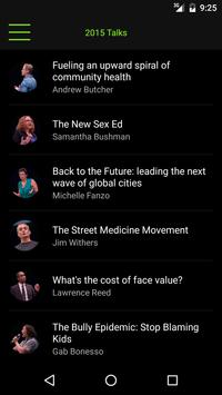 Activate for TEDxPittsburgh apk screenshot
