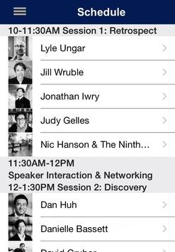 TEDxPenn2015 apk screenshot