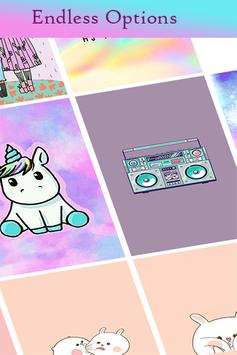 Kawaii Wallpapers❤:Cute ,Teen,Girly screenshot 7
