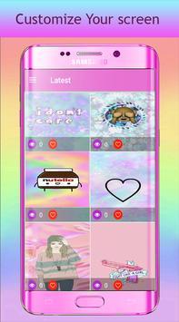 Kawaii Wallpapers❤:Cute ,Teen,Girly screenshot 4