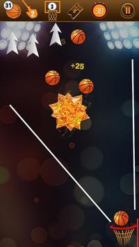 Dunk Line Challenge screenshot 1