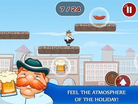 Oktoberfest Platformer apk screenshot