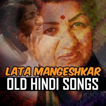 Lata Mangeshkar Old Hindi Songs poster