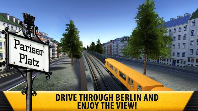 Subway Simulator 4 - Berlin poster