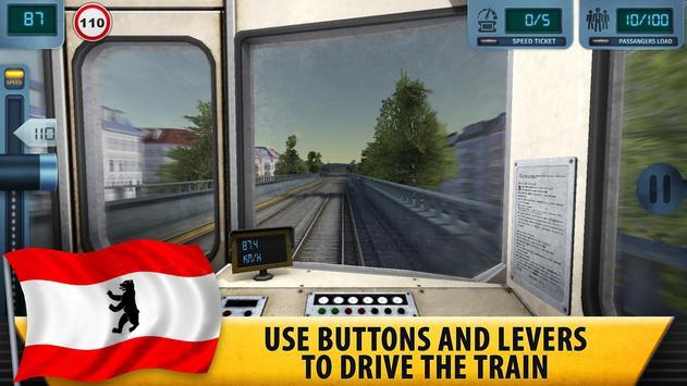 Subway Simulator 4 - Berlin screenshot 2
