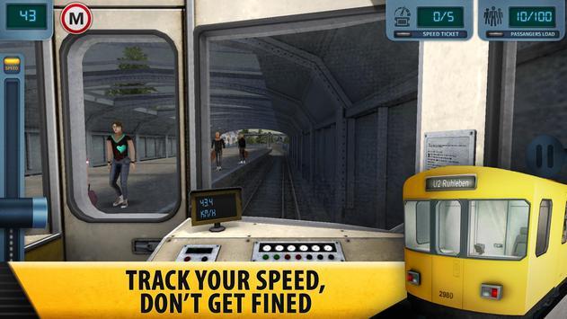 Subway Simulator 4 - Berlin screenshot 3