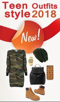 Teen Outfits style new Ideas 2018 😍 screenshot 1