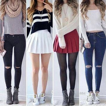 😍💜 💋  Teen Outfit Ideas  💋 💜😍 screenshot 7