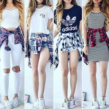 ❤️💋😘 Teen Outfit Ideas 😘💋❤️ poster